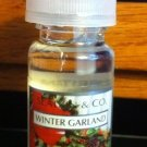 Bath and Body Works Winter Garland Home Fragrance Oil
