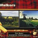 Walkers Shortbread Assorted Selection, 8.8-oz. Gleneagles Golf Boxes (Count of 2