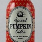 Bath & Body Works Home Spiced Pumpkin Cider 1.5 Oz Concentrated Room Spray