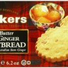 Walkers Stem Ginger Shortbread-6.2 oz