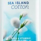 Bath and Body Works Sea Island Cotton Body Lotion 8 Oz Signature Collection