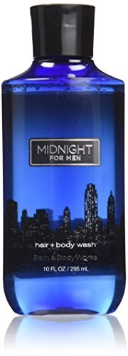 Bath & Body Works Midnight for Men The Forever Collection 2-in-1 Hair & Body Was