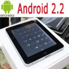 Android 2.2 OS 8 Inch Touch Screen Tablet PC with Freescale Cortex A8 Chip,512MB RAM, 4GB HDD