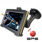 "5.0"" TFT 400MHZ WinCE 6.0 Core GPS Navigator with 2GB SD Card"