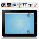 Android 2.2 Freescale A8 1GMHZ 512M 4GB HDD WIFI 3G 10.2-inch Capacitive Touch Screen Tablet PC