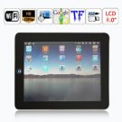 EM-R27 8 Inch Touch Screen WIFI RockChip Dual-Core CPU 600MHZ Tablet PC MID