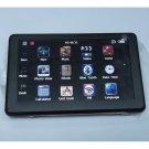 5 Inch Super Slim GPS Navigation System FM Transmitter AV In Bluetooth MAP + 2GB MicroSD model502