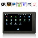 7 inch LCD Capacitive Touch Screen Andriod2.1 Rockchip 2818 720MHz 512M 4GB WIFI 3G GPS Tablet