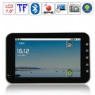 Android 2.2 OS 256MB DDRII WIFI Built-in 3G GPS Camera 7.0-inch Resistance Touch Screen Tablet PC