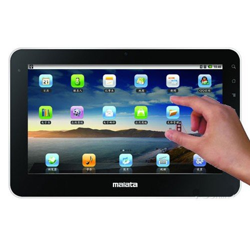 """Malata zPad T2: Android 2.2 Tablet, 10.1"""" Capacitive screen, Multi-touch,Wifi, G-sensor, Camera"""