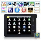 Android 2.2 AMLogic cortex A9 TV WiFi Bluetooth 7-inch Touch Screen Tablet PC - A99
