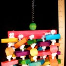 NEW! SEE-SAW CHEWERS DELIGHT! a bird toy parrot toys