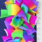 RAINBOW BIRDIE BINKIE WAND - a bird toy parrot toys