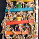 NEW! WOOLY - HIDING FUN - a bird toy parrot toys parts