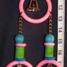 NEW! CIRCUS RINGS! a bird toy parrot toys parts