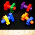 NUTS & BOLTS - 4 TALON TOYS  bird toys parrot toy parts
