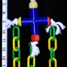 NEW! CROSSROADS - PLASTIC  a bird toy parrot toys parts