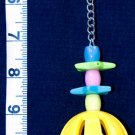 NEW! JINGLE BALL -  Parrot Toys by A Bird Toy parts