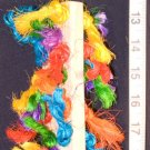 NEW! COLORFUL PREENER POLE  bird toy parrot toys parts