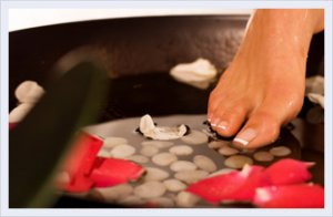 Moon Dance Pedicure