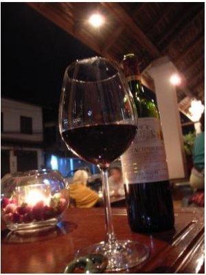 Thai food & Portugal wine