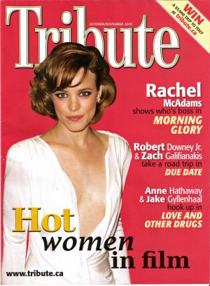 Tribute October November 2010 Hot Women in Film Rachel McAdams