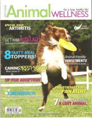 Holistic Animal Wellness February March 2011 Volume 13 Issue 1