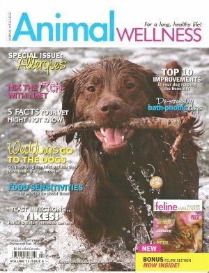 Holistic Animal Wellness August September 2011 Volume 13 Issue 4