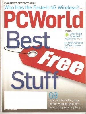 Best Free Stuff PC World May 2011 PCWorld Magazine