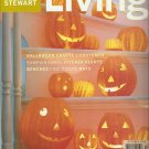 Halloween October 2001 95 Martha Stewart Living magazine