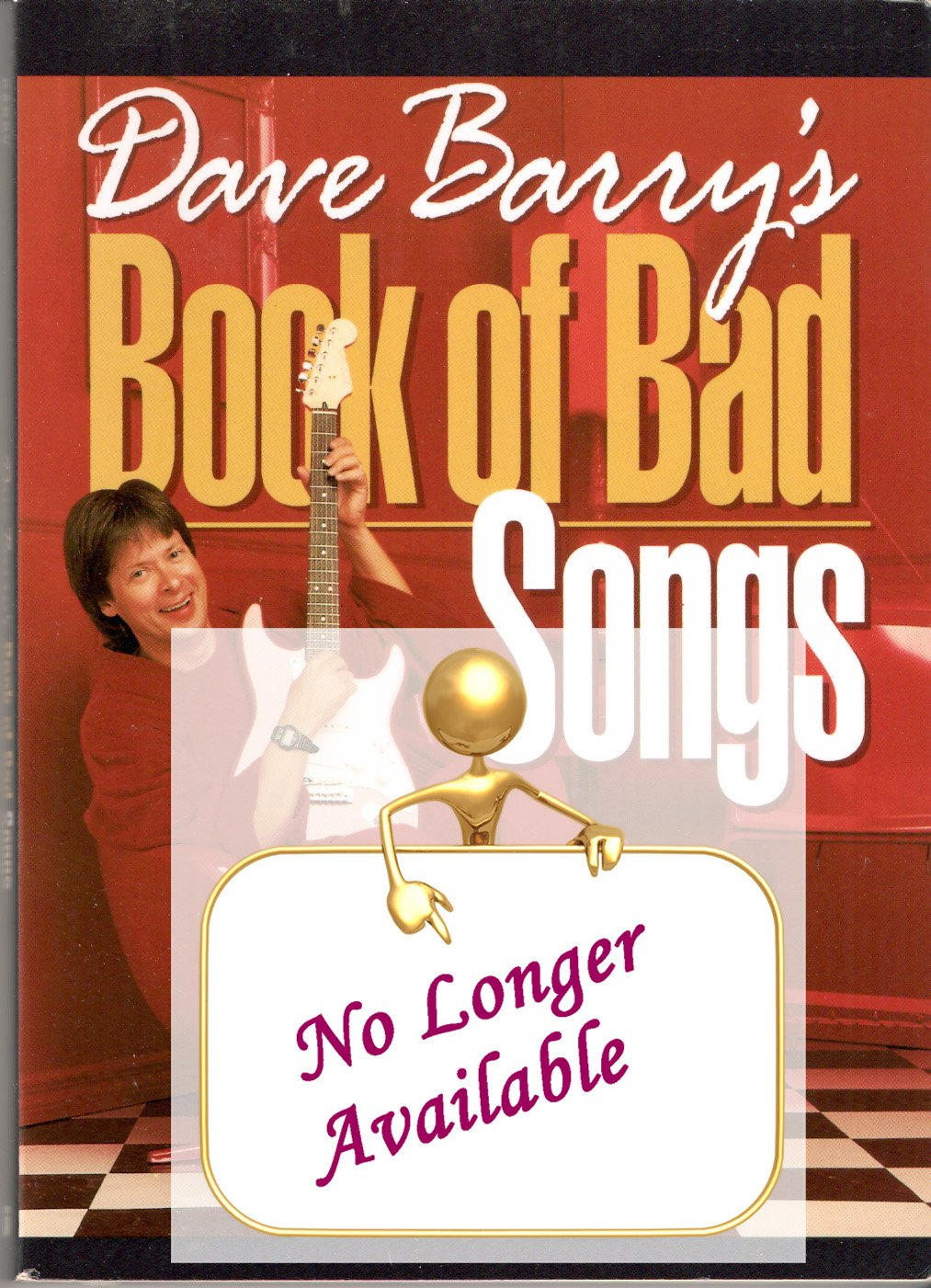 SOLD Dave Barry's Book of Bad Songs