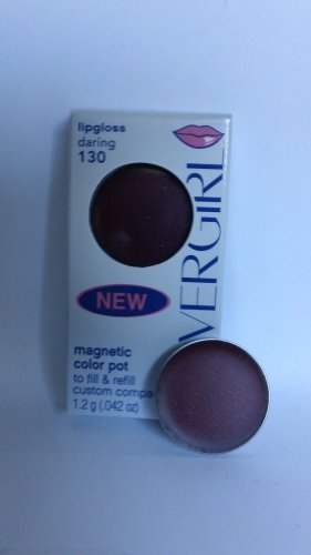 CoverGirl Magnetic Color Pot Lip Gloss 130 Daring