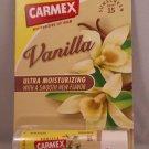 Carmex Ultra Moisturizing Lip Balm SPF 15 chapstick Vanilla