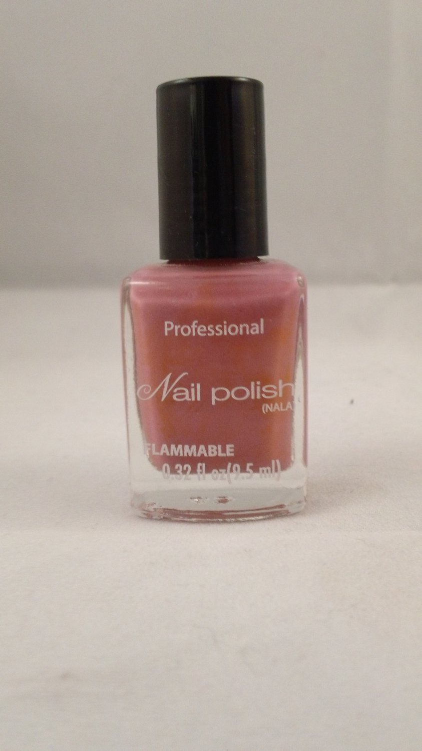 Markwins Professional Nail Color Polish Pale Pink