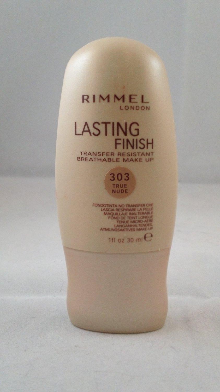 Rimmel London Lasting Finish Liquid Foundation #303 True Nude