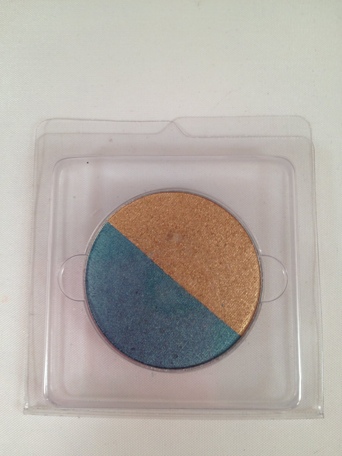 Ulta Mineral Eyeshadow Duo refill pan Sunlit Waves eye shadow