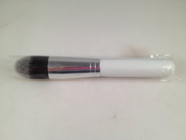 White Tapered Face Brush powder blush foundation contour