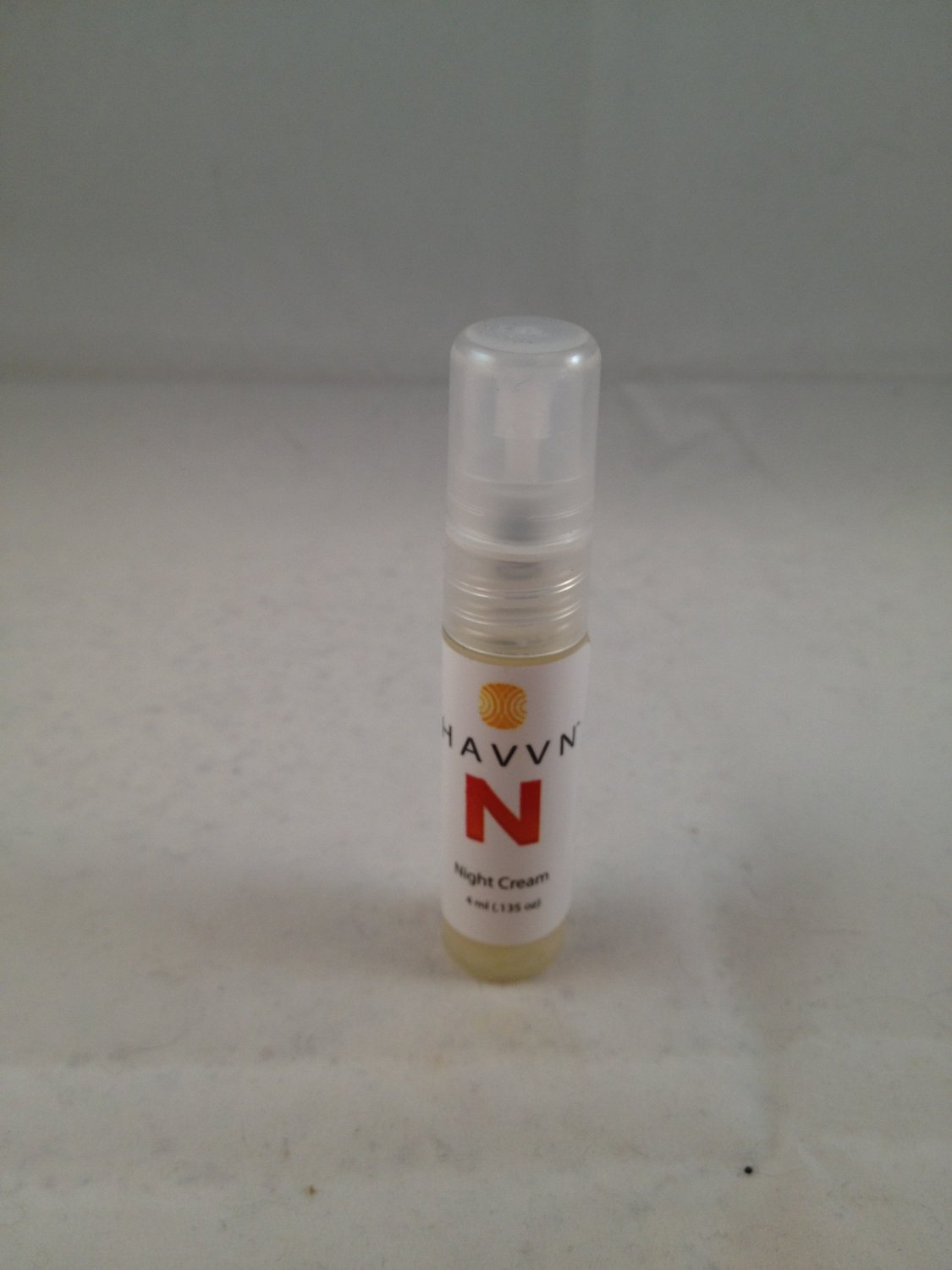 The HAVVN DNA System N Night Cream travel size