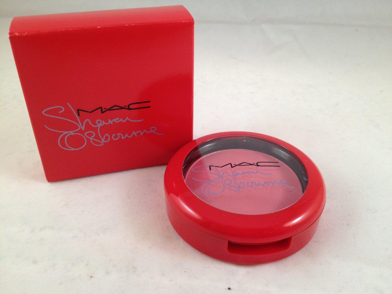 MAC Cosmetics Sharon Osbourne Collection Powder Blush Peaches & Creme cheek color