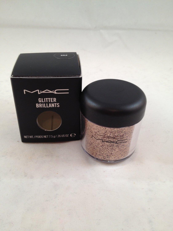 MAC Cosmetics Glitter Brillants Gold old style jar