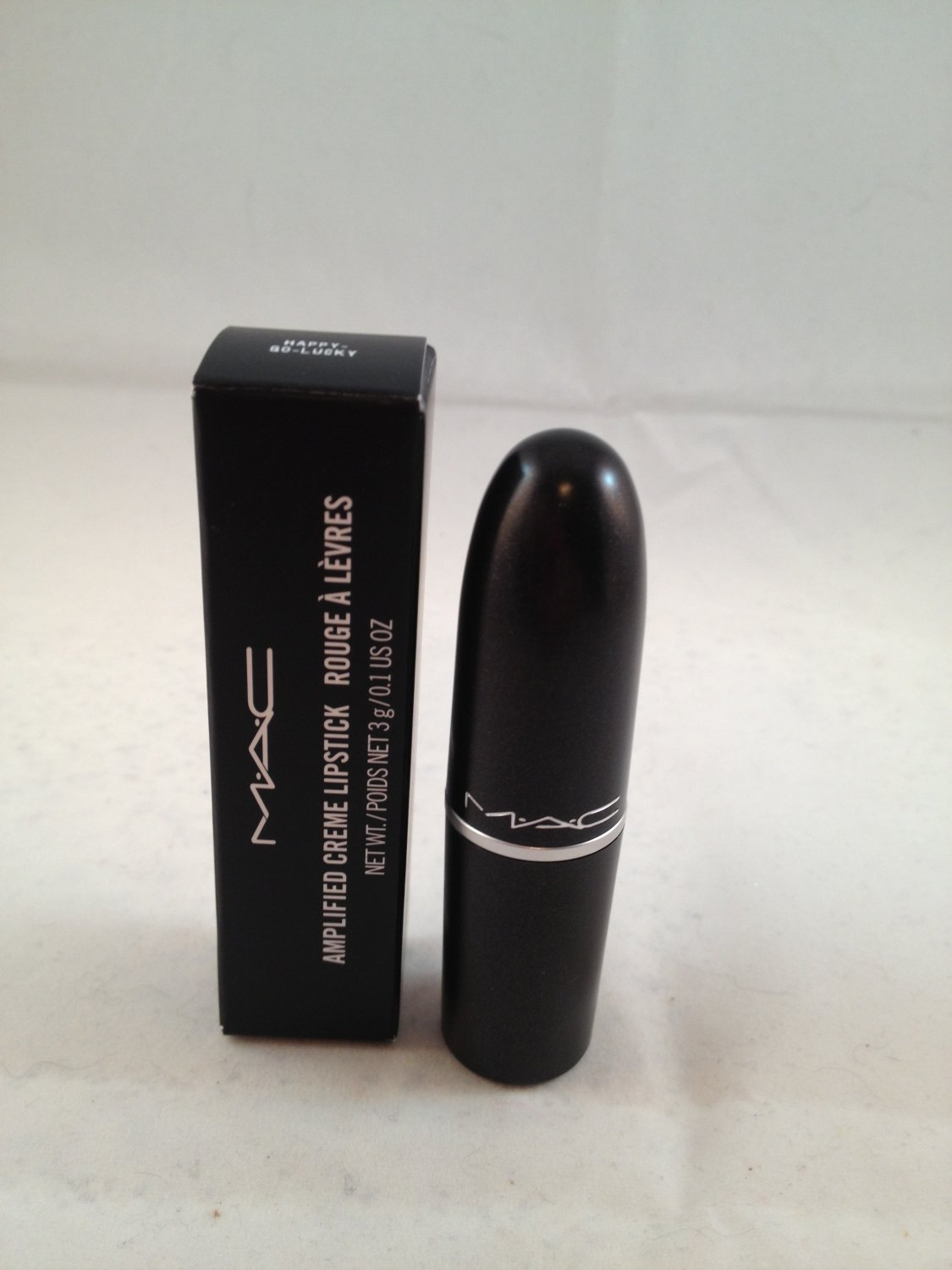 MAC Cosmetics Playland Collection Amplified Creme Lipstick Happy-Go-Lucky