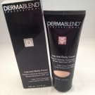 DermaBlend Leg and Body Cover Light cream concealer foundation lotion tattoo vein