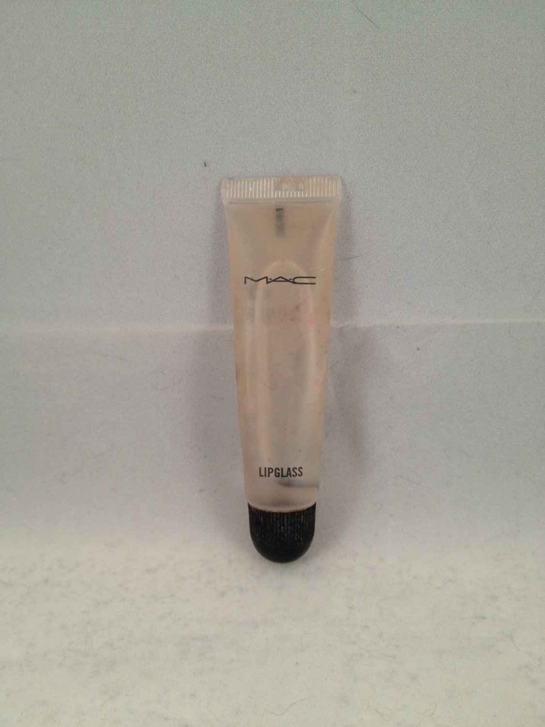 mac cosmetics clear lipglass lip gloss lipgloss glass