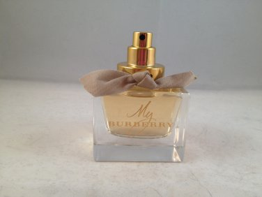 My Burberry by Burberry Eau de Parfum for Women Perfume Fragrance Spray 1 fl oz EDP