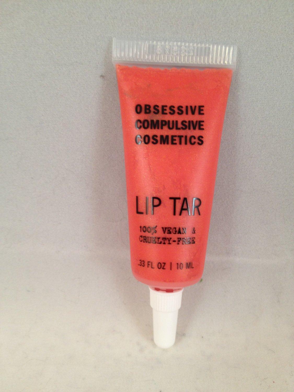 Obsessive Compulsive Cosmetics OCC Lip Tar Electric Grandma metallic liquid lipstick color