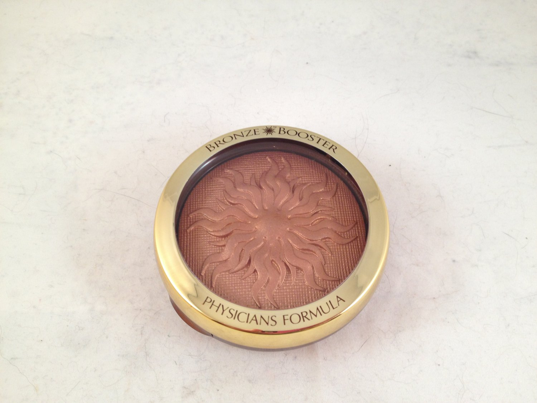Physicians Formula Bronze Booster Glow-Boosting Airbrushing Veil Medium to Dark Deluxe Ed. bronzer