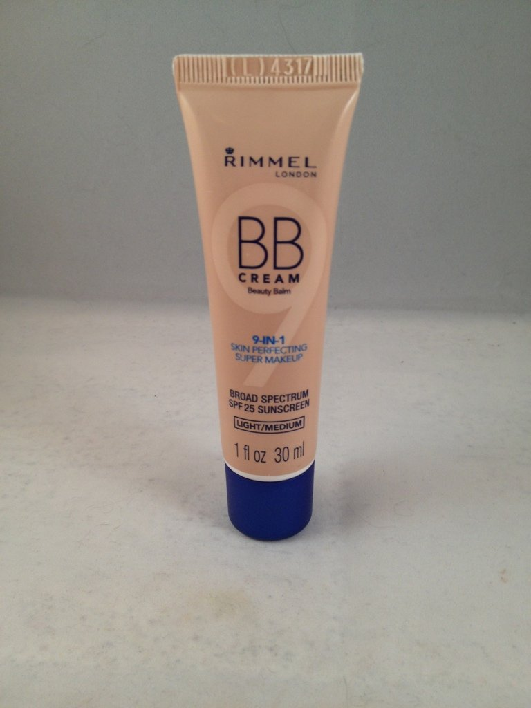 Rimmel London Match Perfect BB Cream Light / Medium beauty balm foundation SPF 25