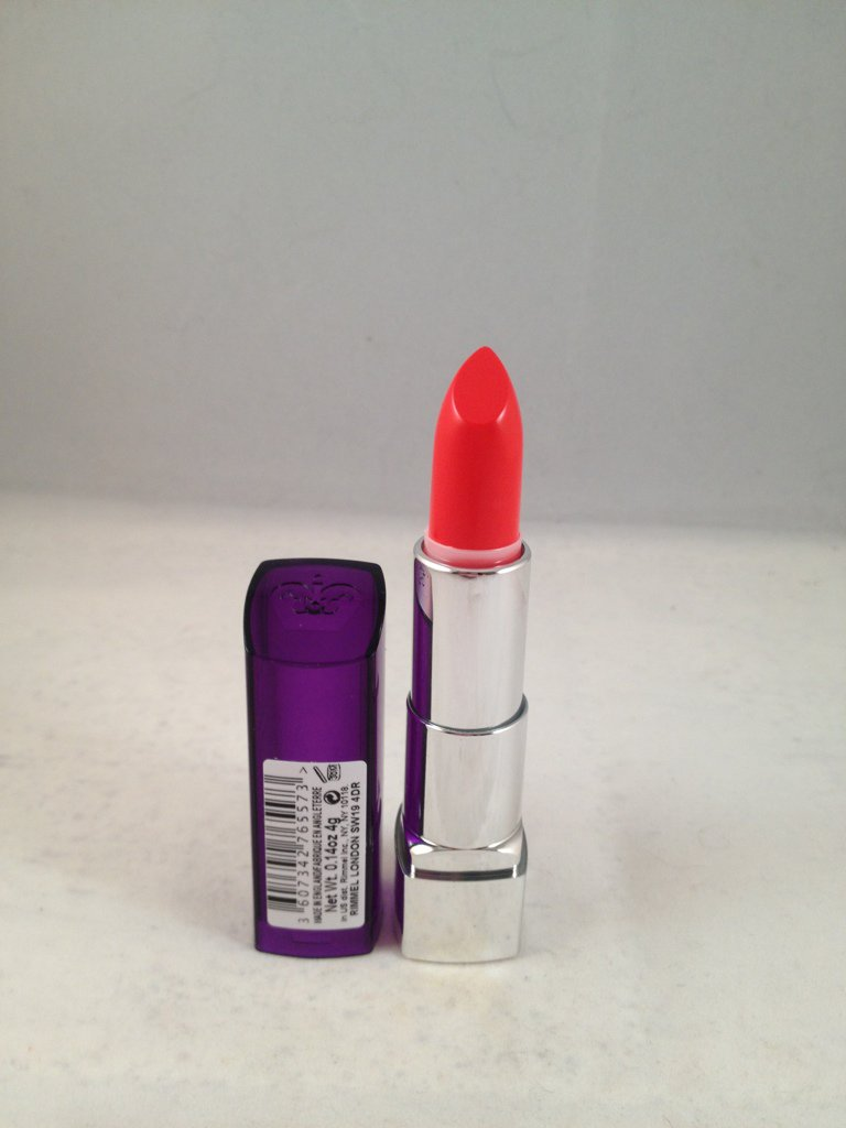 Rimmel London Moisture Renew Lipstick #660 In Love With Ginger