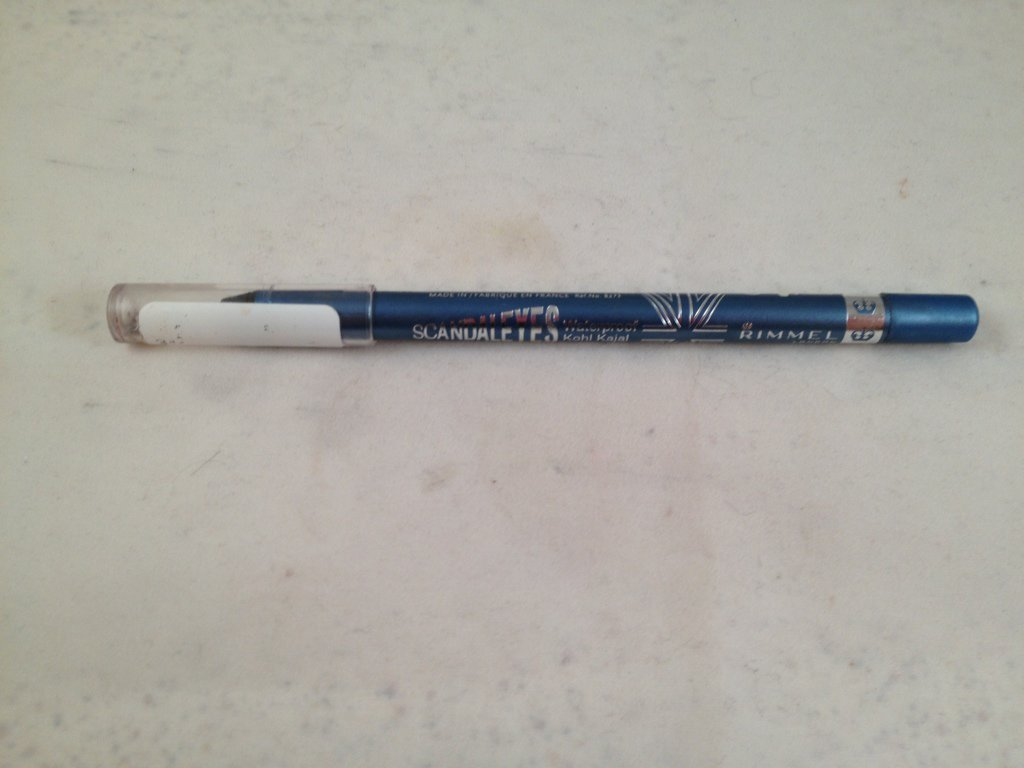 Rimmel London ScandalEyes Waterproof Kohl Eye Liner #007 Turquoise Pencil eyeliner