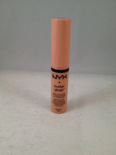 NYX Butter Gloss BLG13 Fortune Cookie lip lipgloss